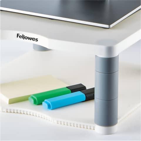 Bildschirmträger grau FELLOWES FE91717 70 Produktbild Detaildarstellung XL