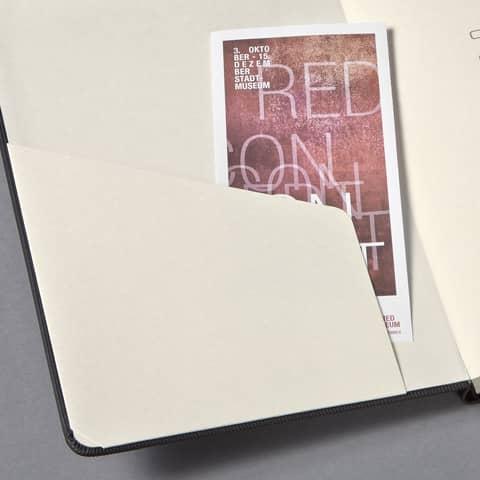 Buchkalender 2020 A6 schwarz SIGEL C2021 CONCEPTUM Produktbild Einzelbild 7 XL