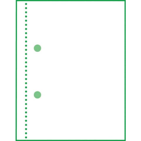 Kurzbrief 2/3 A4, 50 Blatt SIGEL SD009 selbstdurchschreibend Produktbild Detaildarstellung 2 XL