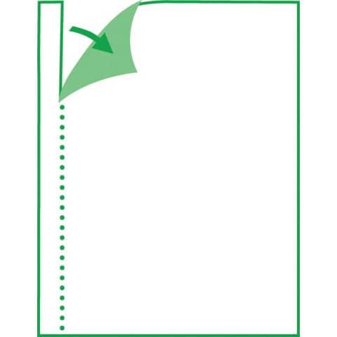 Kurzbrief 2/3 A4, 50 Blatt SIGEL SD009 selbstdurchschreibend Produktbild Anwendungsdarstellung 2 XL