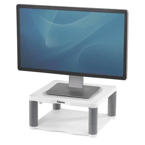 Bildschirmträger grau FELLOWES FE91717 70 Produktbild Anwendungsdarstellung 2 XL
