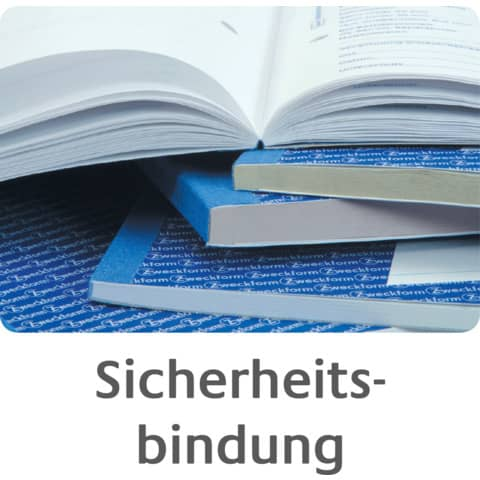 Kassenbuch A4 hoch, 2x50 Blatt ZWECKFORM 427 Produktbild Detaildarstellung XL