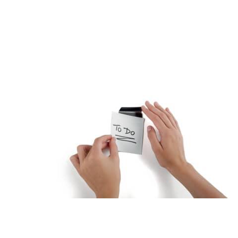 Magnetclip 5ST silber DURABLE 4705 23 60x17mm Produktbild Anwendungsdarstellung 4 XL