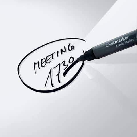 Magnettafel 100x100cm weiß SIGEL GL201 artverumXL Produktbild Detaildarstellung 5 XL