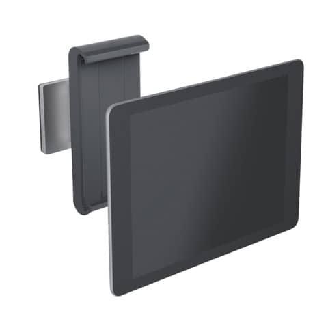 Tablethalter Wall silber DURABLE 8933 23 Wandmodell Produktbild Einzelbild 2 XL