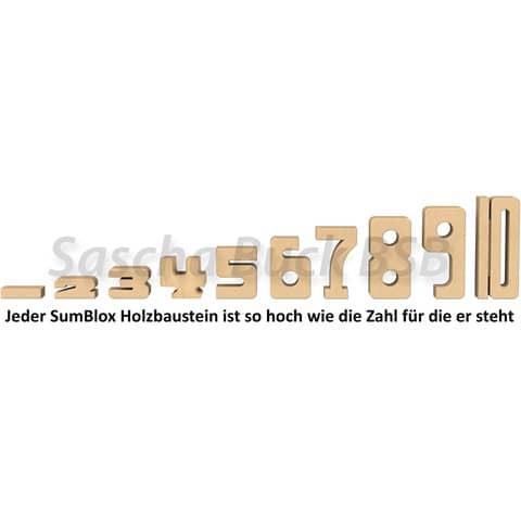 SumBlox Basis Set 47 Bausteine Produktbild Einzelbild 1 XL