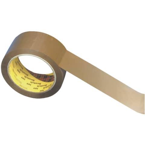 Verpackungsband 50mm 66m braun SCOTCH 309B5066 PP Produktbild