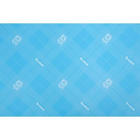 Verpackungsband Flex&Seal hellblau SCOTCH FS-1520 381mm x 6,09m Produktbild Detaildarstellung XL