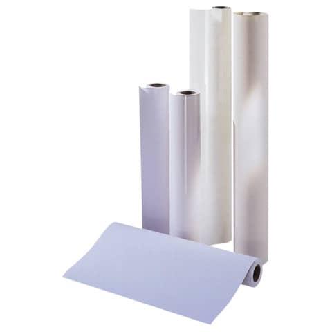 Plotterpapier 4 RollenL/90g weiß Q-CONNECT KF15171 610mmx50m Produktbild
