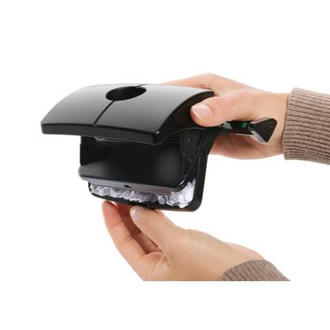 Locher B216 re+new schwarz NOVUS 025-0636 60-B216RENEW01 Produktbild Anwendungsdarstellung 2 XL