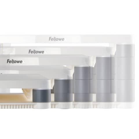 Bildschirmträger grau FELLOWES FE91717 70 Produktbild Produktabbildung aufbereitet XL
