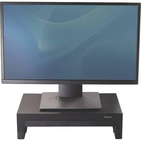 Bildschirmträger Designer Suites schwarz FELLOWES FW8038101 Produktbild Anwendungsdarstellung 3 XL