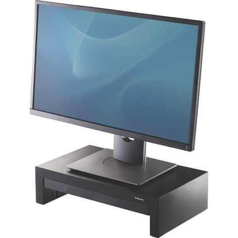 Bildschirmträger Designer Suites schwarz FELLOWES FW8038101 Produktbild Einzelbild 2 XL