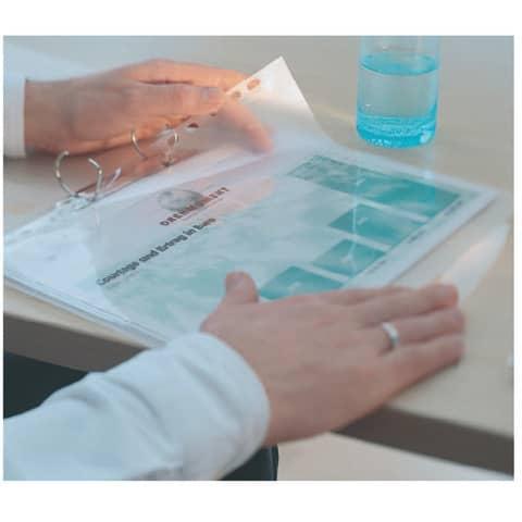 Kopierfolie A4 ZWECKFORM 3552 100BL Produktbild Produktabbildung aufbereitet XL