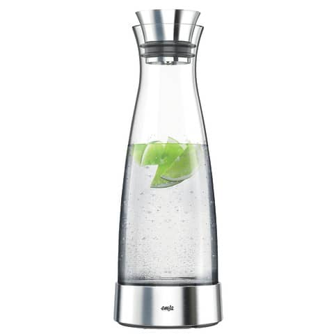 Karaffe Glas 1l glas EMSA 515668 Kühlkaraffe Produktbild