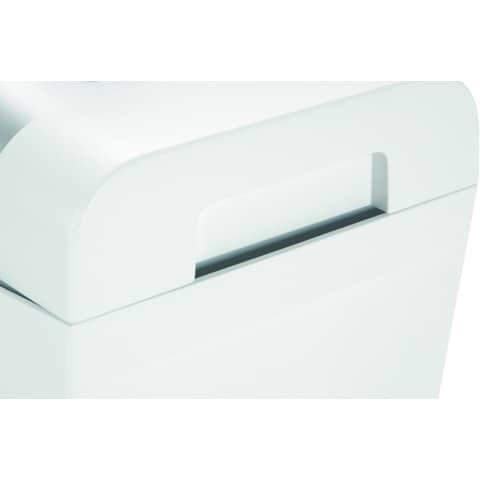 Aktenvernichter Shredstar S5 weiß HSM 1041121 6mm Produktbild Detaildarstellung 5 XL