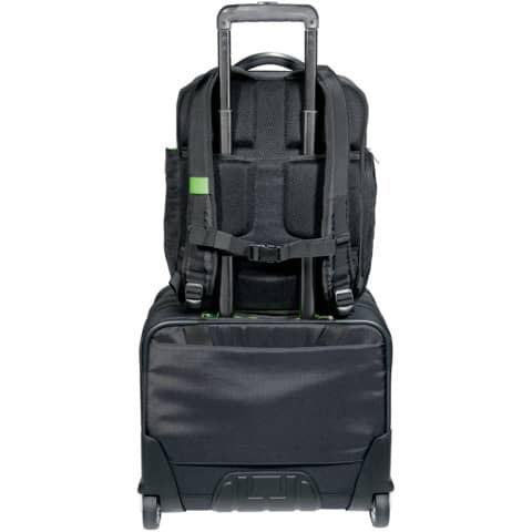 """Notebookrucksack Complete 15.6"""" schwarz LEITZ 6017-00-95 SmartTraveller Produktbild Stammartikelabbildung 2 XL"""