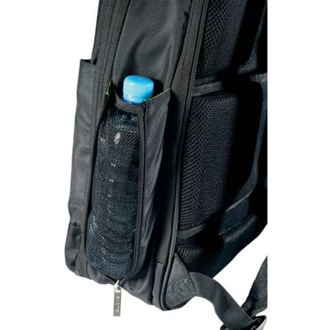 """Notebookrucksack Complete 15.6"""" schwarz LEITZ 6017-00-95 SmartTraveller Produktbild Detaildarstellung 2 XL"""