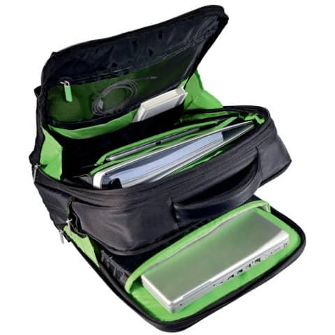 Notebookrucksack Complete schw LEITZ 6017-00-95 15.6Zoll Produktbild Detaildarstellung 1 XL