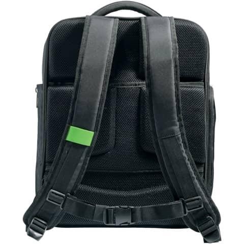 """Notebookrucksack Complete 15.6"""" schwarz LEITZ 6017-00-95 SmartTraveller Produktbild Detaildarstellung XL"""
