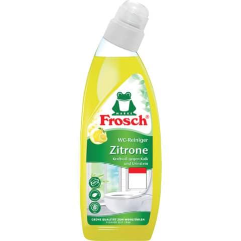 Frosch WC Reiniger zitrone FROSCH 820181/4575443004 750ml Produktbild