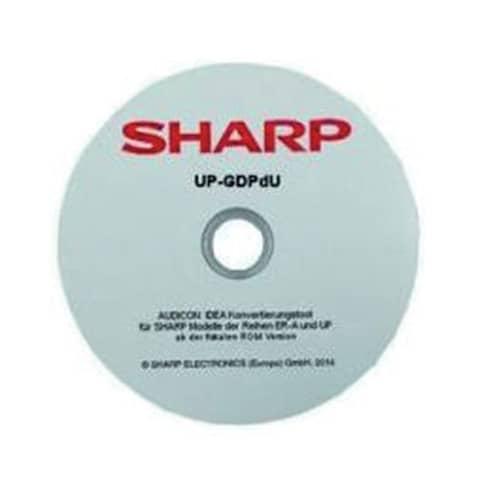 Konvertierungstool für Regist Kassen SHARP SH-XE-AGDPDU Produktbild