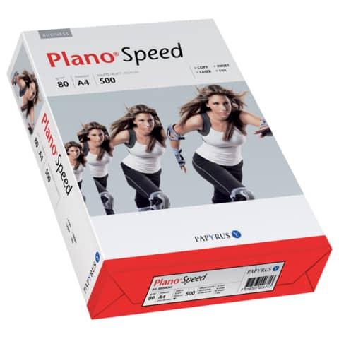 Kopierpapier A4 80g 500BL weiß PLANO SPEED 88113572 Produktbild