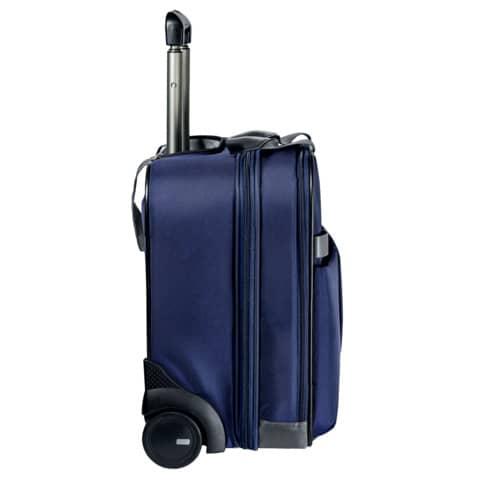 Trolley Complete titan blau LEITZ 6059-00-69 Handgepäck Produktbild Einzelbild 3 XL
