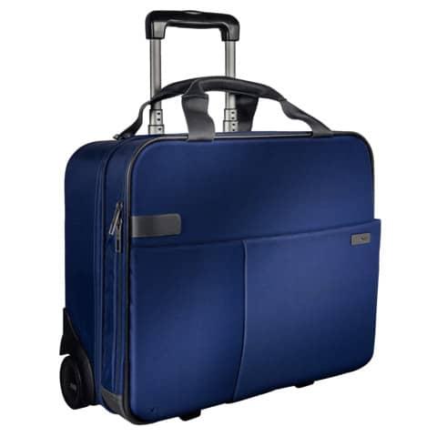 Trolley Complete titan blau LEITZ 6059-00-69 Handgepäck Produktbild Einzelbild 2 XL
