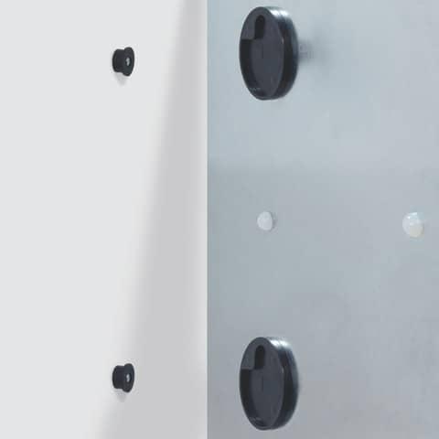Magnettafel 100x100cm weiß SIGEL GL201 artverumXL Produktbild Detaildarstellung 7 XL