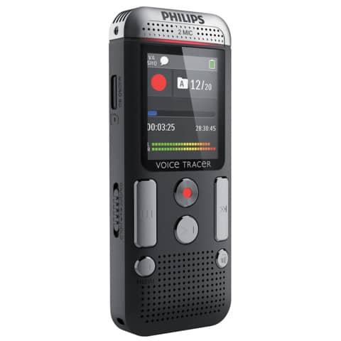 Diktiergerät digital PHILIPS DVT-2510 Produktbild