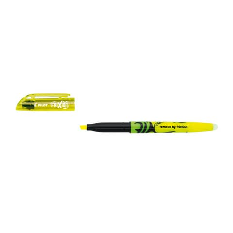 Textmarker Frixion Light gelb PILOT 4136005 SW-FL-Y Produktbild Einzelbild 1 XL