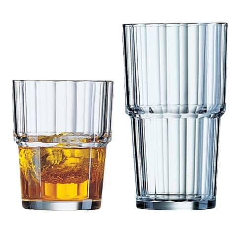 Trinkglas Norvege 410-676 0,32L 6ST Produktbild Stammartikelabbildung XL