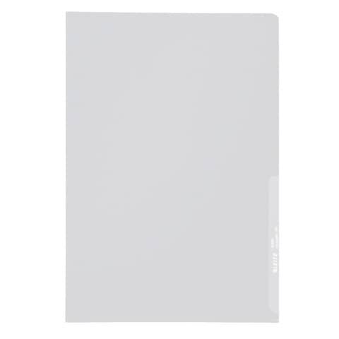 Sichthülle A4 farblos genarbt LEITZ 40000003 PP Produktbild