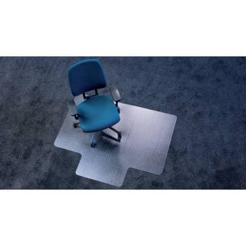 Bodenschutzmatte 150x120cm ECOBLUE 07-150L f.Teppich Produktbild