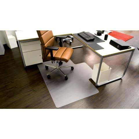 Bodenschutzmatte 150x120cm ECOBLUE 08-150L f.Hartboden Produktbild