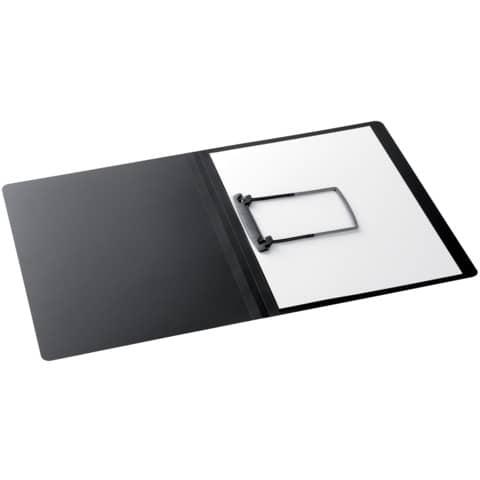 Clip-Mappe A4 PP schwarz AVANTI 1401019 Produktbild