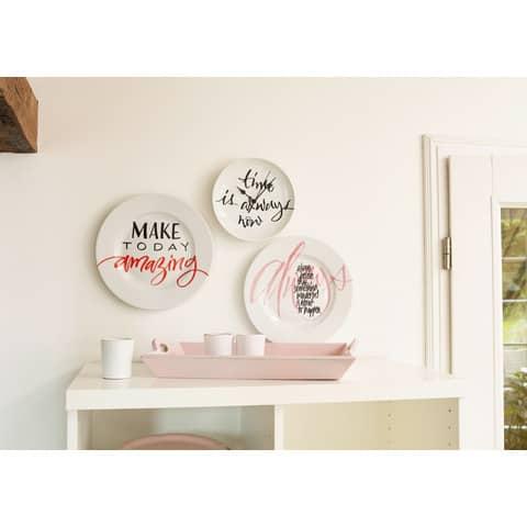 Porzellanmalstift Brushpen 6St EDDING 4200-6999 Warm Produktbild Anwendungsdarstellung 8 XL