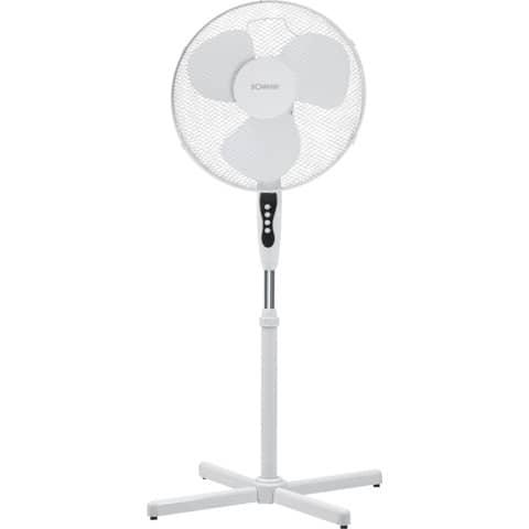 Standventilator Durchmesser 40 cm weiß Bomann VL1139 S CB Produktbild