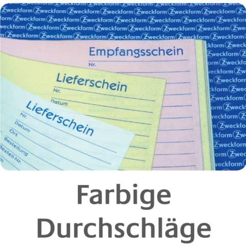Wochenbericht A5 2x40BL SD ZWECKFORM 1772 SD 2x40 Blatt Produktbild Detaildarstellung XL