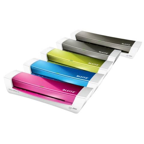 Laminator iLam HomeOffice A4 pink LEITZ 7368-00-23 Produktbild Stammartikelabbildung XL
