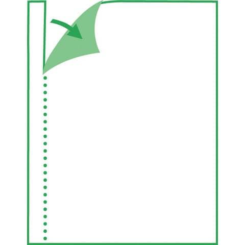 Kassenabrechnung A4 SIGEL KG425 2x50BL Produktbild Anwendungsdarstellung XL