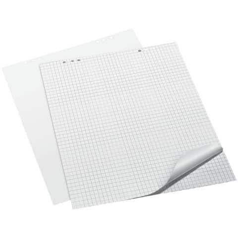 Flipchartblock blanko 20BL 80g Q-CONNECT KF01982 68x99cm Produktbild