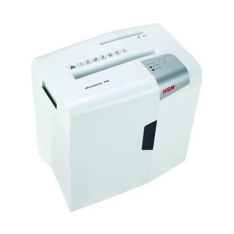 Aktenvernichter Shredstar X8 ws/si HSM 1044121 4x35mm Produktbild Einzelbild 6 XL