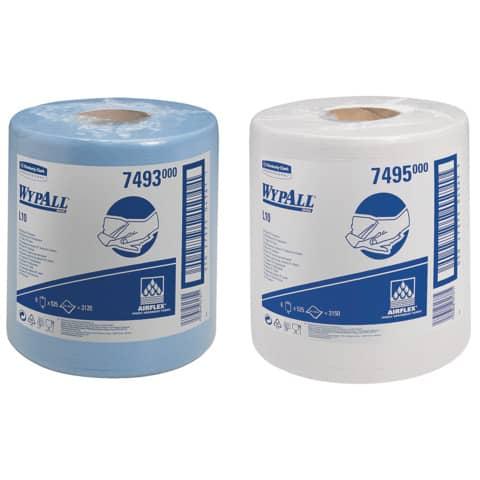 Wischtuch LC blau WYPALL 7493 Produktbild Stammartikelabbildung XL