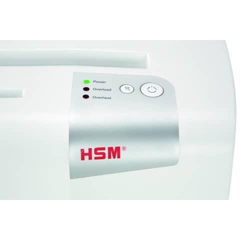 Aktenvernichter Shredstar X8 ws/si HSM 1044121 4x35mm Produktbild Detaildarstellung 1 XL