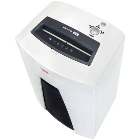 Aktenvernichter Securio C18 HSM 1913121 Partikel 3,9x30mm Produktbild Einzelbild 3 XL