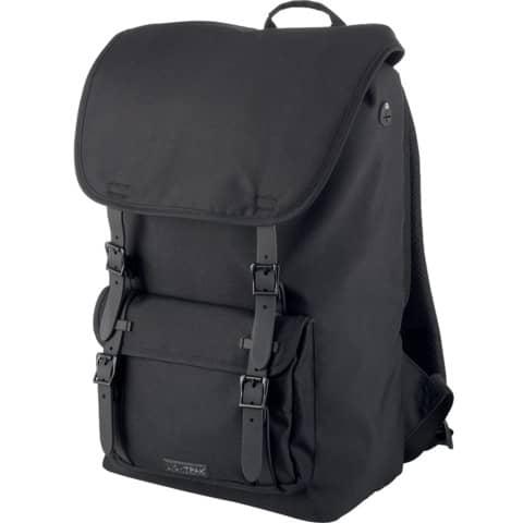 Rucksack RIDER schwarz LIGHTPAK 46160 47x28x16cm Produktbild