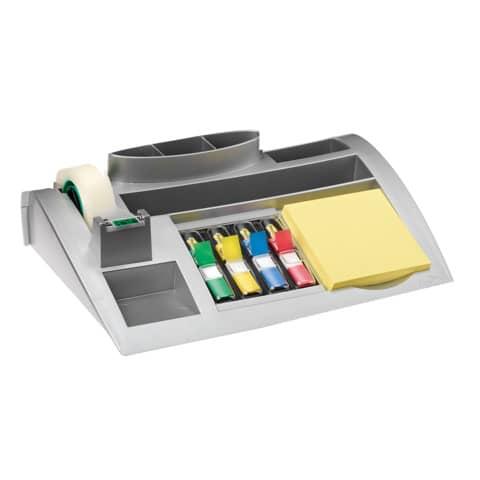 Tisch Organizer silber POST IT C50 Produktbild Einzelbild 2 XL