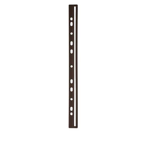 Ordnungsschiene 50ST A4 schwarz DURABLE 2935 01 Produktbild Einzelbild 1 XL